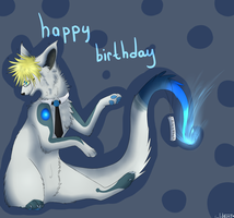 Happy late birthday,German!xD by xDorchester