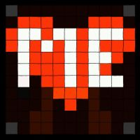 Pixelated Love by Spelling-Counts