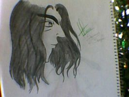 Snape...maybe by MarySeverus