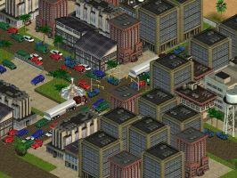 Hill Valley City by RajaHarimau98