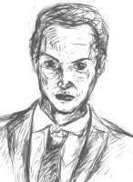 Mr Moriarty by Pinktiddleywinks