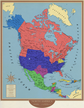 1983 Doomsday North America - Commission by ToixStory