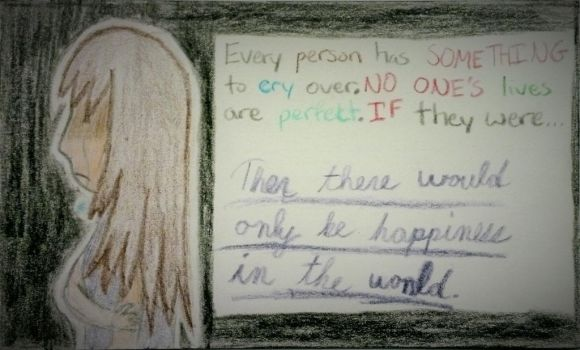The Imperfection Of Our Lives by TheWorldOfRabbitleap