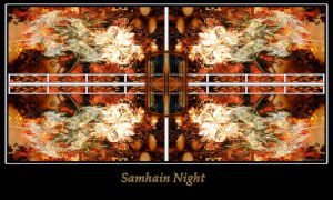 Samhain Night by Eternal-Iktomi