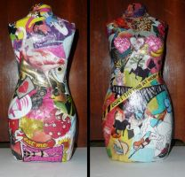 Mannequin -front and back- by Snozzberry4947