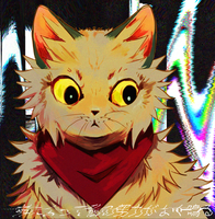 Someone on tumblr called me modern day louis wain by tooosh