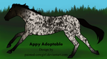 Appy Adoptable - Open Points by painted-cowgirl