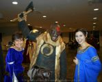 Luthien cosplay at the 2014 EstelCon -Meeting Orcs by ArwendeLuhtiene