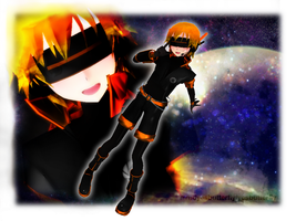 Space Core Revamp by mmdyesbutterfly