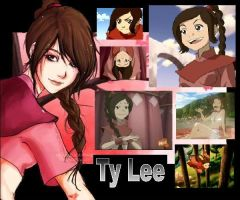 Ty Lee from Avatar by BellaTytus