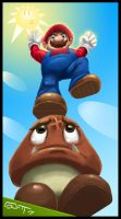 New Super Mario Bros. - Review by Mattius2011