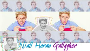 Wallpaper Of Niall Horan by Jimeecx