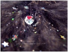 Of Hearts And Feathers VI by Tienna