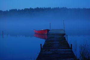 The Foggy morning by Greatmalinco