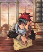 Happy Bday Lavi by circus-usagi