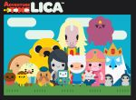 lica x adventure time by bunnypistol69