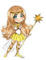PC: Sailor Sun (Moonychka) by SRealms