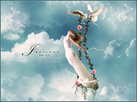 I Believe I Can Fly by w-melon