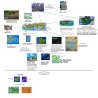WIP Pokemon Map Puzzle by clampfan101