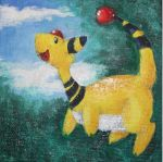 Ampharos by PhishRitzy