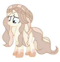 Allissa Cloud Pony by watercolors101
