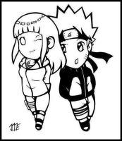By Your Side-NaruHina-Chibi by NaruHina--SasuSaku