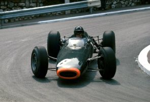 Graham Hill (Monaco 1964) by F1-history