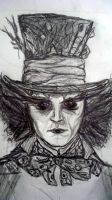 The Hatter by BloodGrin