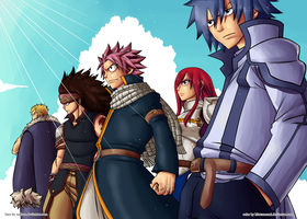 [292] Fairy Tail by Hitotsumami