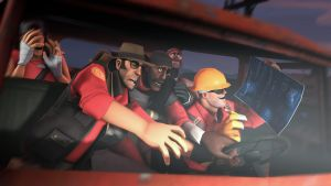 Never let Engie driving by daesdemona