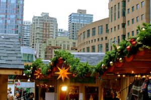 Vancouver German Christmas Market by WestSideofMidnight