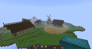 Village for the Adv. Map by Xeroph19