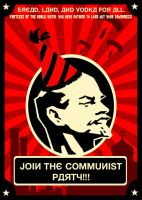 Communist Party by Iosepusmagus