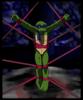 TMNT - Leonardo, the Reaping - Fall by RoseDuelistBBSHM