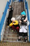 Soul Eater - Cosplay - The Best Team by ignasiak