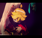 You are MINE.. by Baka-chanLove