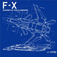 F-X 2-View by fighterman35