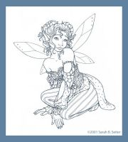Gypsy Fairy by MisticUnicorn