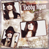 Debby Ryan Png Pack by lightwoodamla