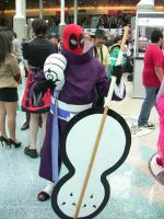 Tobi is Deadpool all along Anime Expo 2013 by SasukeLouieCosplay