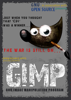 Gimp Splash Screen-The Movie by swapnilnarendra