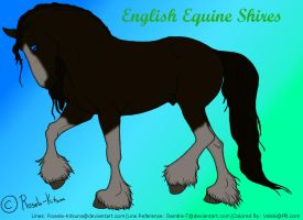 Shire minus Halter by XtremeMystery