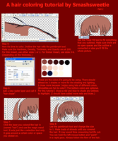Hair Tutorial 2 by smashsweetie