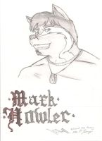 Mark Howler by Yinai-185