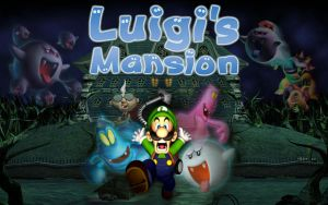 Luigi's Frightful Adventure by I-2