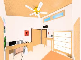 My House-My Room Day 2 by Rasvashed
