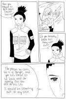 Eyes of the Faithful Yaoi p63 by MikaMonster