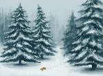 Winter Forest by hickis
