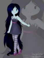 Marceline by Drawing-Heart