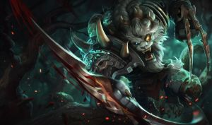Rengar by JasonChanArt